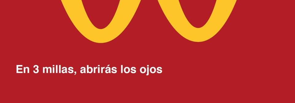 mcdonalds outdoor billboard campaign spanish 2
